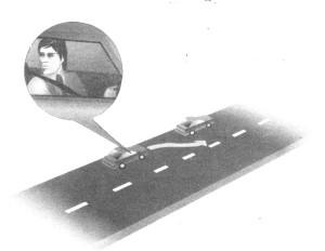 การออกตัวรถยนต์แบบหักมุม