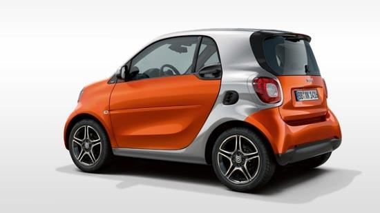 รถยนต์คันเล็กใช้ในเมือง