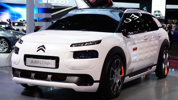 Citroën Cactus Airflow 2L Concept